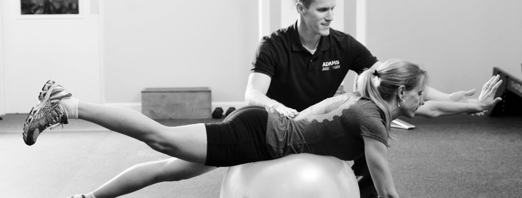 Core Stability training for a CrossFit Novi Athlete
