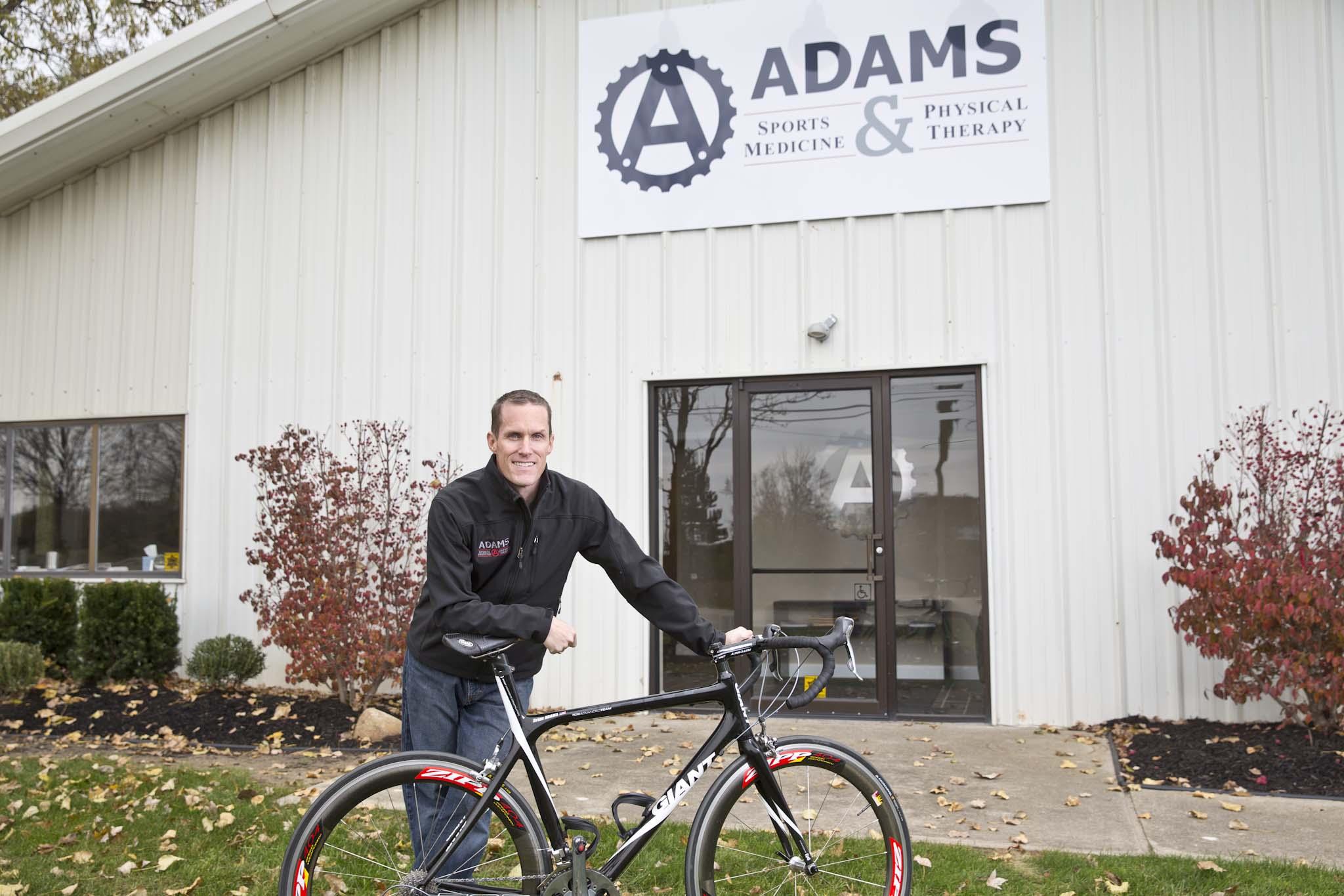 Dr. Brian Adams, PT, DPT, OCS, CSCS